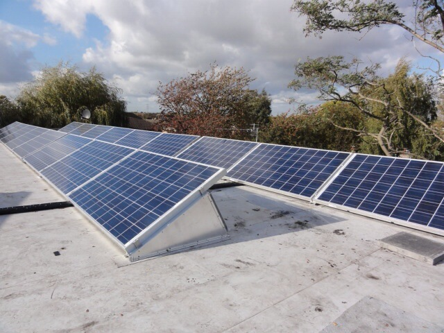Solar Pv Installation In Grimsby 4kw Pv Fit Ltd